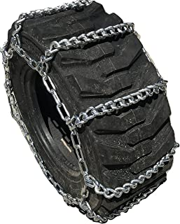 TireChain.com 15 19.5 15-19.5 Ladder Tractor Tire Chains Set of 2