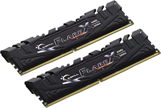 G.Skill F4-2133C15D-16GFX módulo de - Memoria (16 GB, 2 x 8 GB, DDR4, 2133 MHz, Negro)