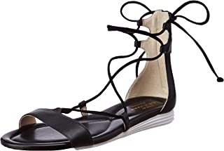 Cole Haan Women's Grand Lace Up Sandal Leather Outdoor