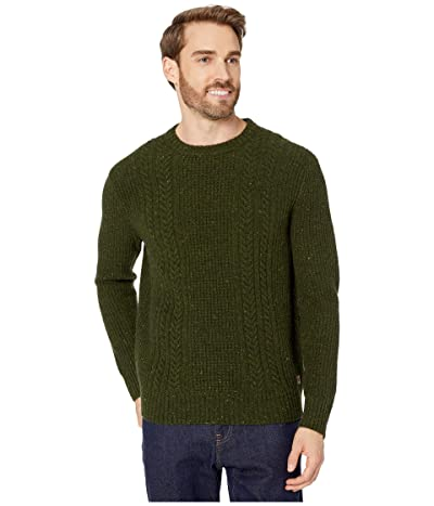 The Normal Brand Kennedy Speck Crew Sweater (Green) Men