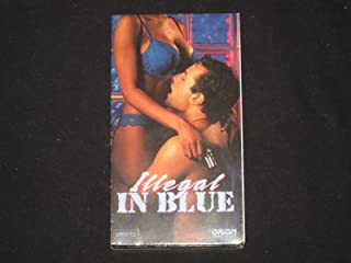 Illegal in Blue Unrated Edition VHS