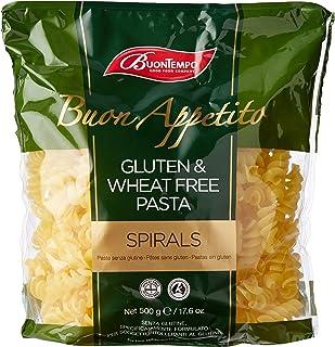 Buontempo Buontempo Rice Gluten and Wheat Free Spirals Pasta 5x500g (2.5kg)