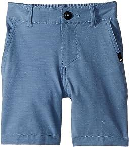 Union Heather Amphibian Shorts (Toddler/Little Kids)