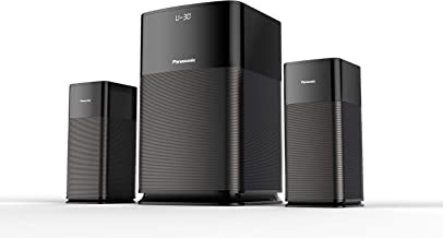 (Renewed) Panasonic SC-HT32GW-K 2.1 Speaker System (Black)
