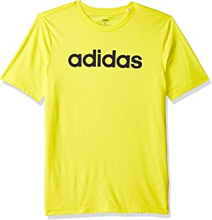 adidas Boys YB E LIN TEE T-Shirt (Short Sleeve)