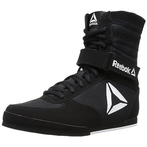 6b05a6c22285b9 Reebok Men s Boot Boxing Shoe