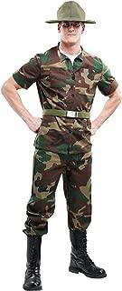 Best mens drill sergeant costume Reviews