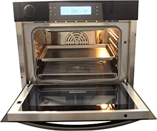 Kraft Italy TJ 45 B.Y Built in Steam Oven (Black, 45 L)