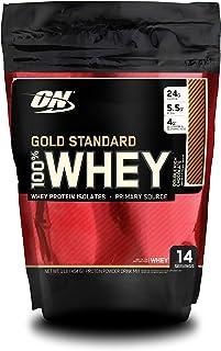 Optimum Nutrition Gold Standard 100% Whey Protein Powder, 1 Pound, Double Rich Chocolate