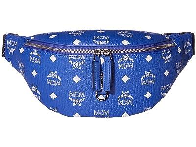 MCM Fursten Visetos Belt Bag Small (Surf the Web) Bags