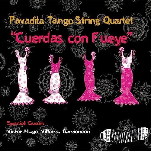 Milonga de Victor Hugo Villena Pavadita Tango String Quartet ...