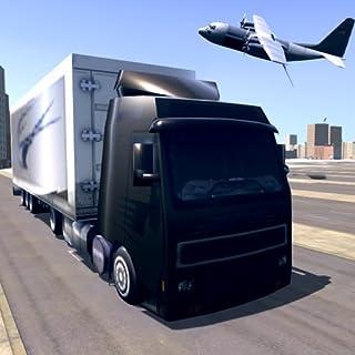 Euro Truck Driver N Airplane Pilot Adventure : City Transporter Truck Driving Simulator Game