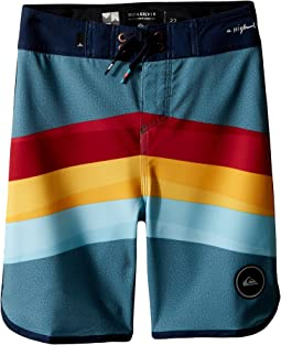 Highline Reverse 17 Boardshorts (Big Kids)