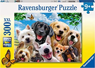 Ravensburger - Puzzle XXL de 300 pièces - Chiens Heureux