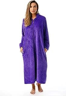 Best zip up bathrobe Reviews