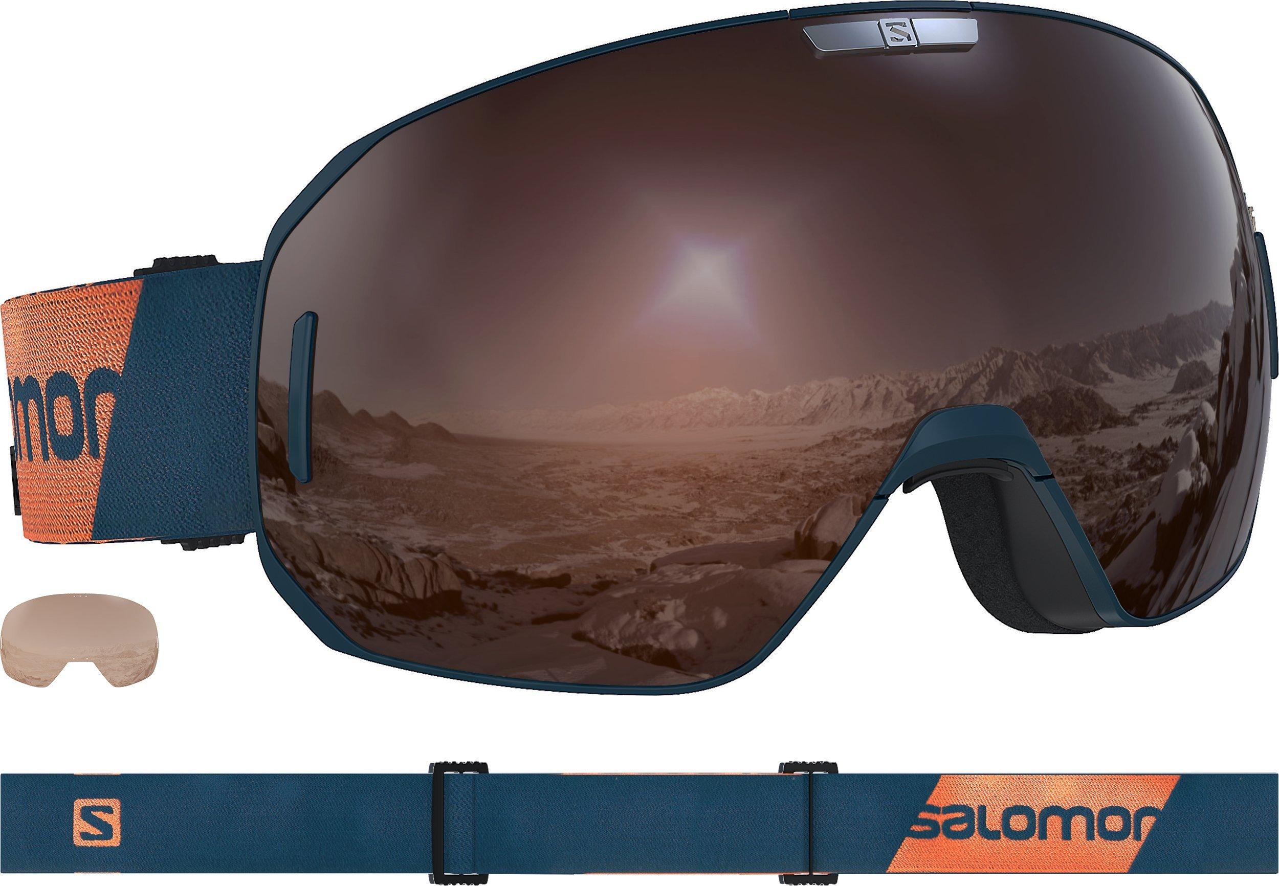 Salomon Access Goggles Moroccan Mirror