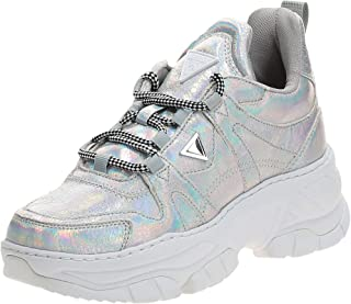 GUESS womens BLUSHY2 Sneaker