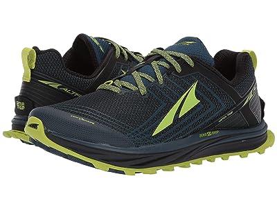 Altra Footwear Timp 1.5 (Blue/Lime) Men