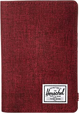 Herschel Supply Co. Raynor Passport Holder RFID