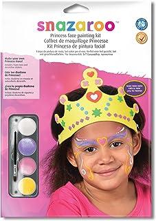 Snazaroo Princess Role Face Painting Kit