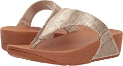 ade39e5b0b81a Crocs a leigh flip flop metallic leather gold gold