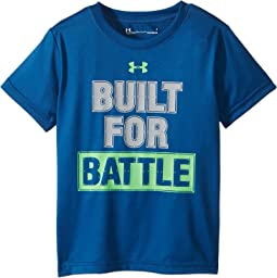 Under Armour Kids - Built For Battle Short Sleeve Tee (Little Kids/Big Kids)