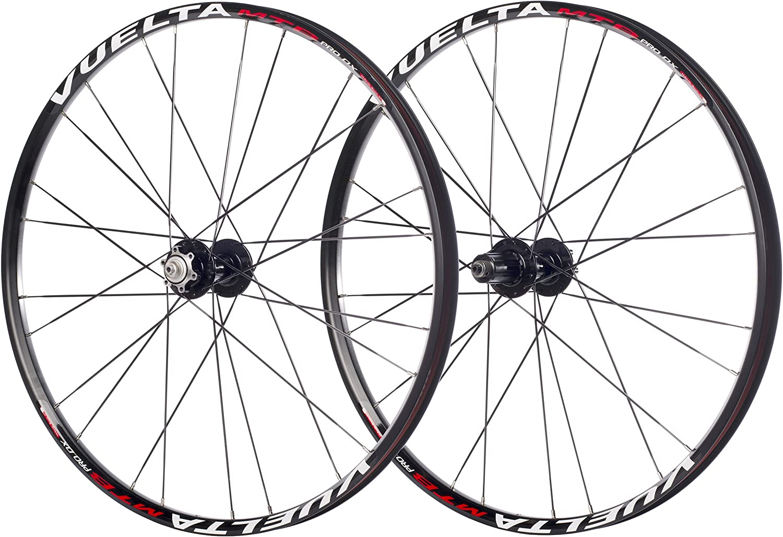 Vuelta MTB Pro DXホイールセット、ブラック、26インチ
