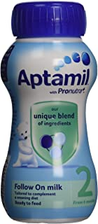 Aptamil Follow On Milk Ready to Feed, 200ml