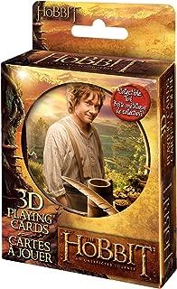 Cartamundi The Hobbit 3D Lenticular Deck in Tin