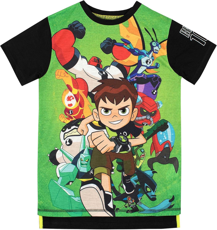 Ben 10 Boys' T-Shirt