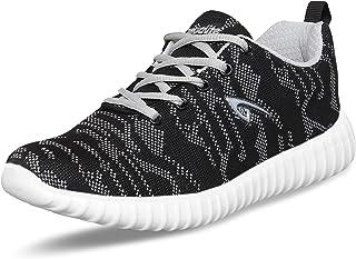 Aqualite Men MESH Black Grey Running Shoes