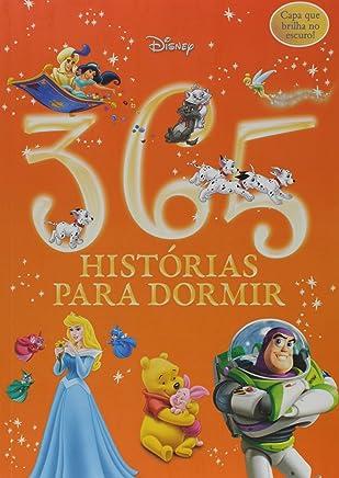 Disney. 365 Histórias Para Dormir - Volume 2. Capa com Cor que Brilha no Escuro