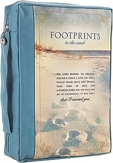 Best footprints bible cover Reviews