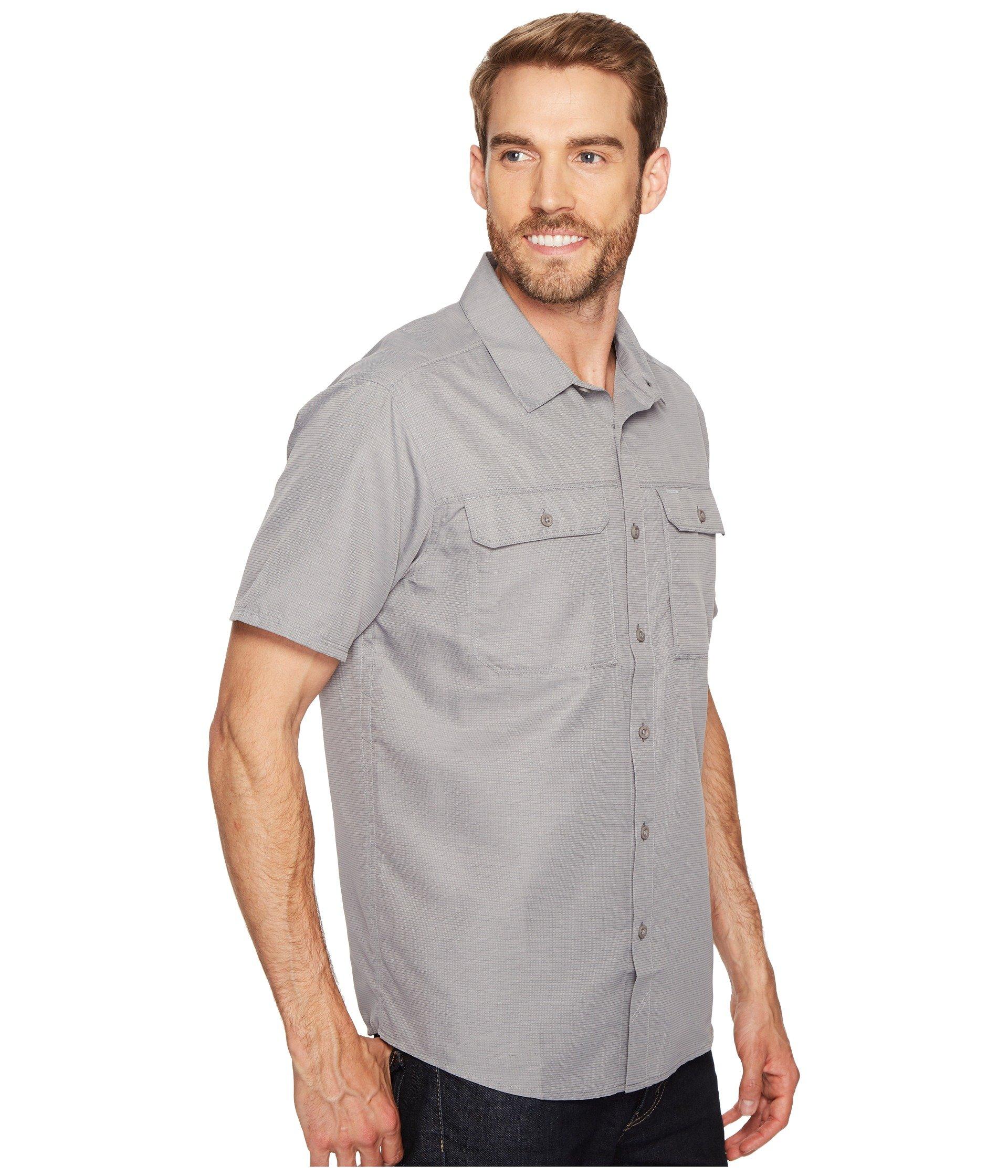 Canyon™ Manta Mountain s Grey Shirt S Hardwear RHqzUF