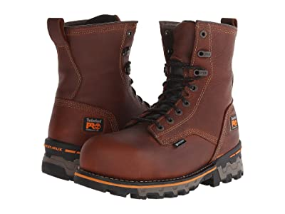 Timberland PRO 8 Boondock Comp Toe WP (Brown) Men