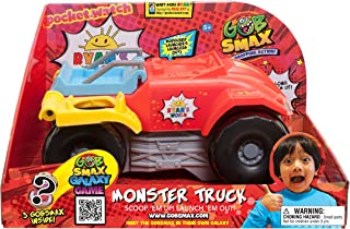 RYAN'S WORLD Monster Truck with Gobsmax