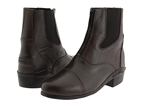 Old West English Kids Boots Zipper Boot Girls Black official uk stockists