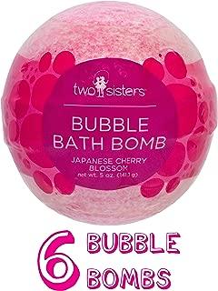 Best japanese cherry blossom bubble bath Reviews