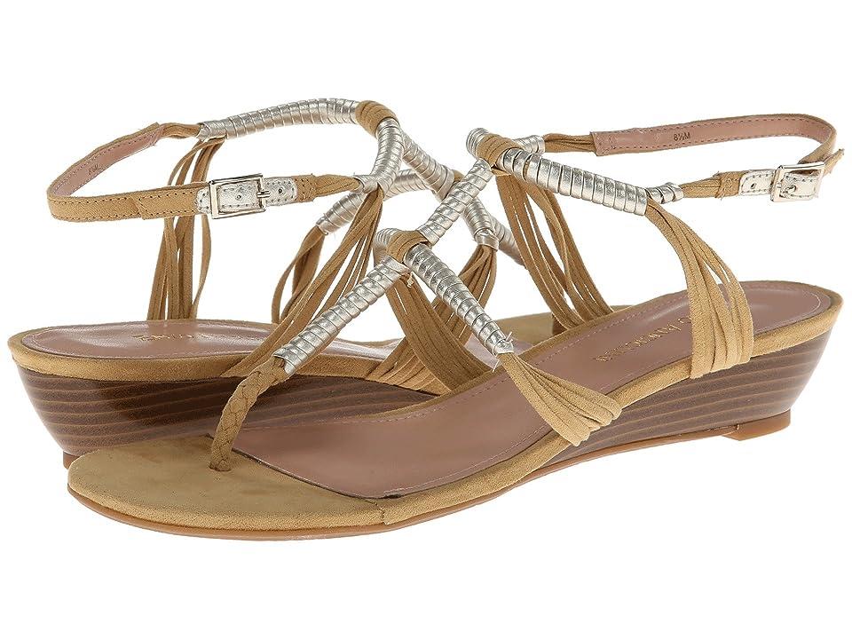 Enzo Angiolini Khanna (Light Natural/Light Gold) Women's Sandals