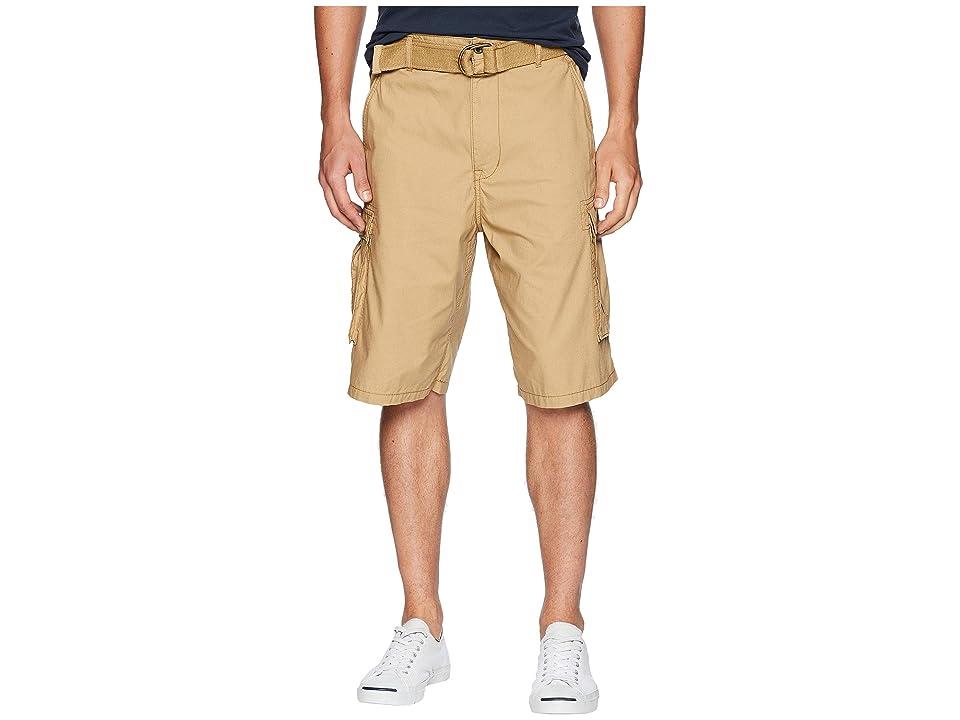 c221cbee Levi's(r) Mens Snap Cargo Short I (Harvest Gold/Microdobby) Men's Shorts