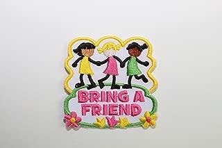 girl scout bring a friend patch