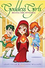 Hestia the Invisible (Goddess Girls Book 18) Kindle Edition