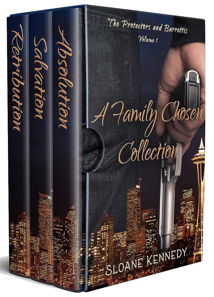 カードモジュール防腐剤A Family Chosen Collection (Volume 1): The Protectors and Barrettis (English Edition)
