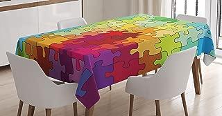 autism puzzle art