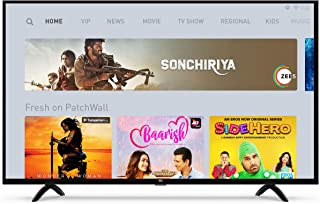 Mi LED TV 4A PRO 108 cm (43 Inches) Full HD Android TV (Black)