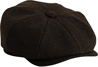 6bea9fa5850fe3 Gamble & Gunn ' Shelby ' Black Herringbone Button ...