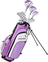 Right Handed Golf Club Set for Petite Ladies