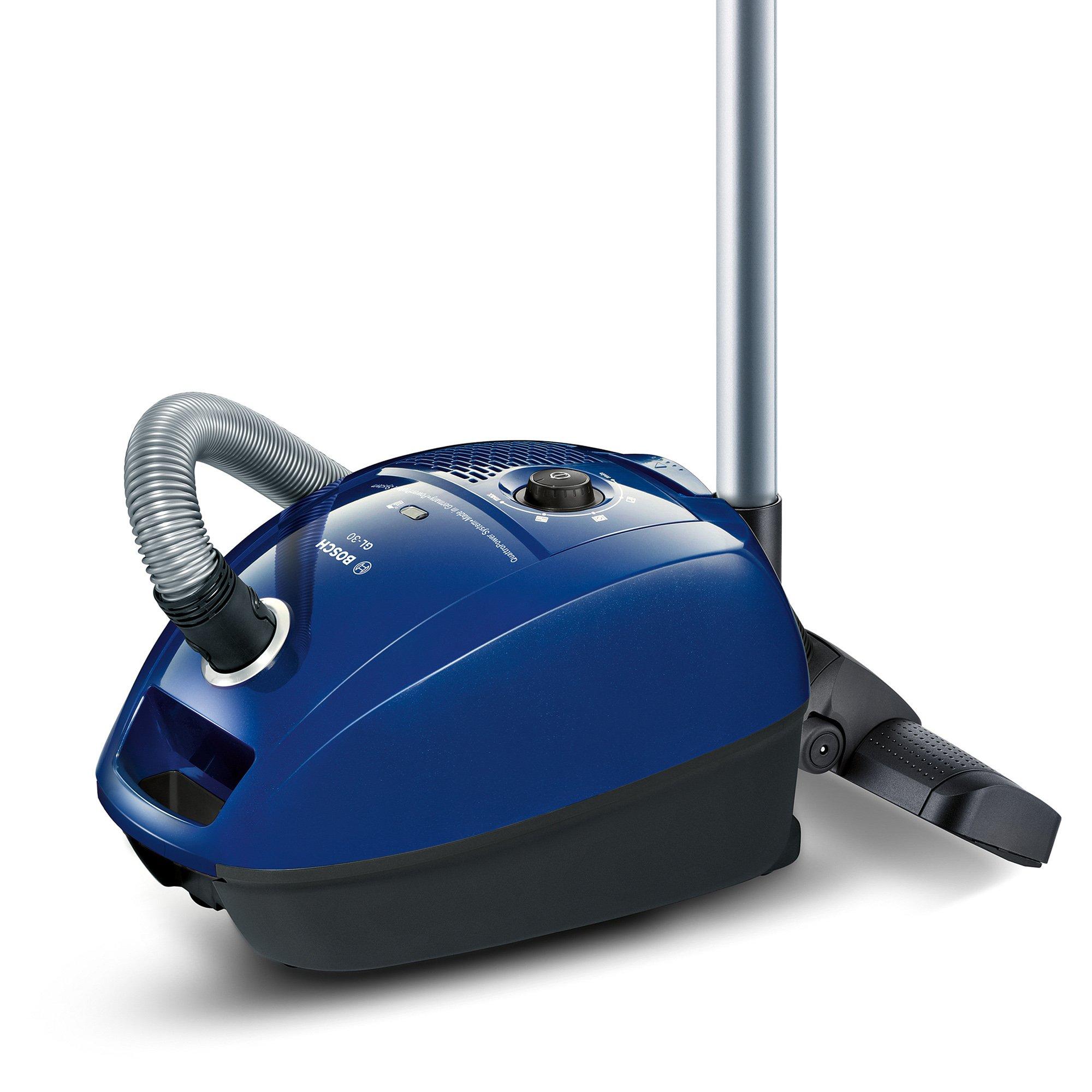 Bosch GL-30 BGL3A212A - Aspirador con bolsa, 600 W Color Azul: Amazon.es: Hogar