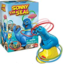 Sonny The Seal Ring Toss Game
