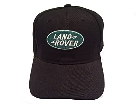 3aaf846052392 Land Rover Baseball Cap Hat Black. Adjustable. New!
